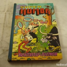 Tebeos: MORTADELO Y FILEMON SUPER HUMOR. Lote 97934411