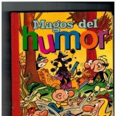 Tebeos: MAGOS DEL HUMOR VOLUMEN X -PRIMERA EDICIÓN 1972-. Lote 97954031