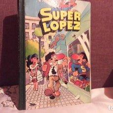 Tebeos: SUPERLOPEZ TOMO 1 BRUGUERA 1983. Lote 97957799