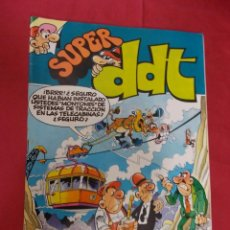 BDs: SUPER DDT. Nº 121. BRUGUERA. 1983. Lote 97997807