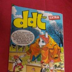 BDs: DDT EXTRA Nº 41. FRÍO A LA VISTA. BRUGUERA. 1983. Lote 97998691