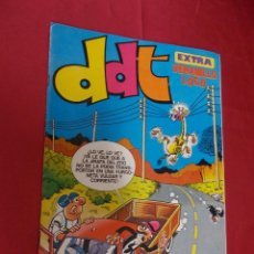 BDs: DDT EXTRA Nº 62. VERANILLO LOCO. BRUGUERA. 1984. . Lote 97999287