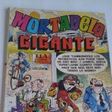 Tebeos: MORTADELO GIGANTE. Lote 98050983