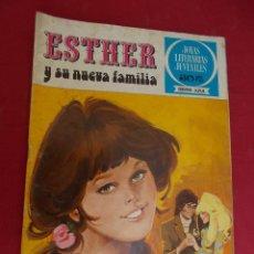 Tebeos: JOYAS LITERARIAS JUVENILES SERIE AZUL ESTHER. Nº 2. EDITORIAL BRUGUERA. 1ª EDICION. 1978. Lote 98160471