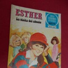 Tebeos: JOYAS LITERARIAS JUVENILES SERIE AZUL ESTHER. Nº 31. EDITORIAL BRUGUERA. 1ª EDICION. 1979. Lote 98162735