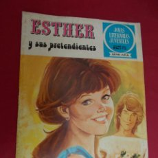Tebeos: JOYAS LITERARIAS JUVENILES SERIE AZUL ESTHER. Nº 35. EDITORIAL BRUGUERA. 1ª EDICION. 1979. Lote 98163259