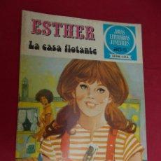 Tebeos: JOYAS LITERARIAS JUVENILES SERIE AZUL ESTHER. Nº 40. EDITORIAL BRUGUERA. 1ª EDICION. 1979. Lote 98163319