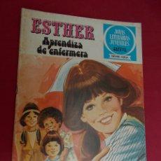 Tebeos: JOYAS LITERARIAS JUVENILES SERIE AZUL ESTHER. Nº 44. EDITORIAL BRUGUERA. 1ª EDICION. 1979. Lote 98163891
