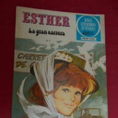 Tebeos: JOYAS LITERARIAS JUVENILES SERIE AZUL ESTHER. Nº 45. EDITORIAL BRUGUERA. 1ª EDICION. 1979. Lote 98164127