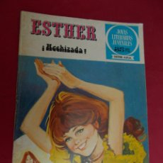 Tebeos: JOYAS LITERARIAS JUVENILES SERIE AZUL ESTHER. Nº 46. EDITORIAL BRUGUERA. 1ª EDICION. 1979. Lote 98164667