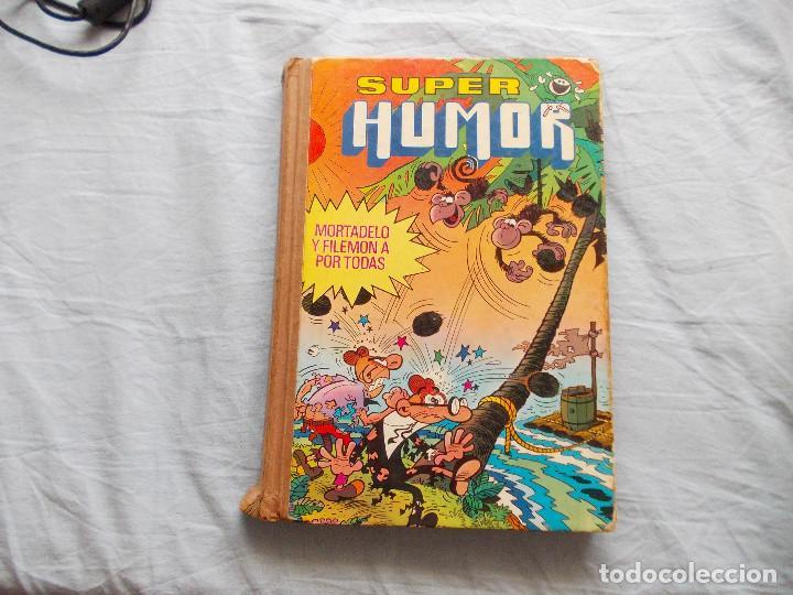 SUPER HUMOR TOMO XI. 3ª EDICION. 1981. BRUGUERA (Tebeos y Comics - Bruguera - Super Humor)