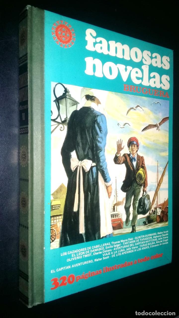 906c58549 famosas novelas bruguera / VI