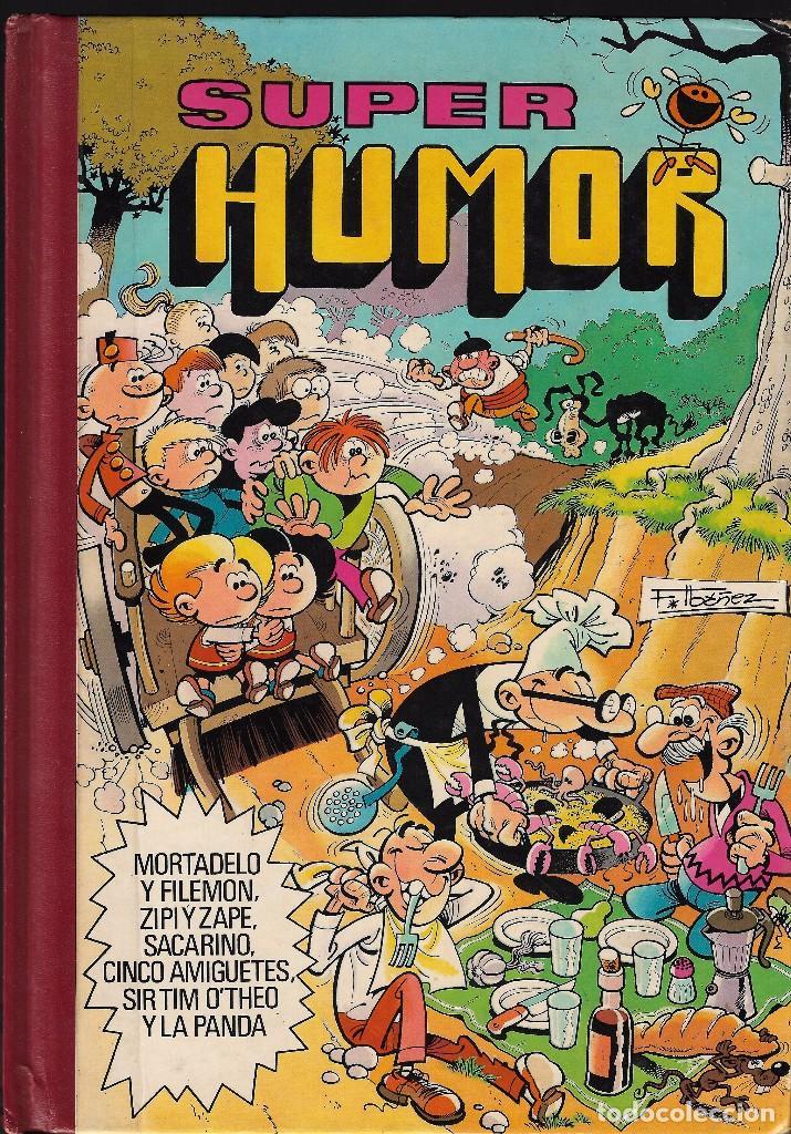 SUPER HUMOR VOL. XXIX (29) - EDITORIAL BRUGUERA, 2ª EDICIÓN, 1982. (Tebeos y Comics - Bruguera - Super Humor)