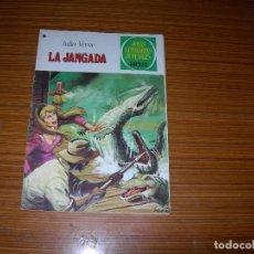 Tebeos: JOYAS LITERARIAS JUVENILES Nº 195 EDITA BRUGUERA . Lote 98395923