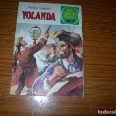 Tebeos: JOYAS LITERARIAS JUVENILES Nº 205 EDITA BRUGUERA . Lote 98396335