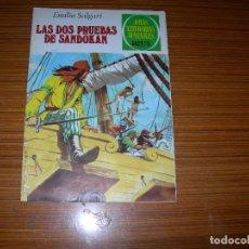 Tebeos: JOYAS LITERARIAS JUVENILES Nº 207 EDITA BRUGUERA . Lote 98396403