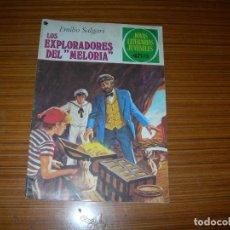 Tebeos: JOYAS LITERARIAS JUVENILES Nº 190 EDITA BRUGUERA . Lote 98397019