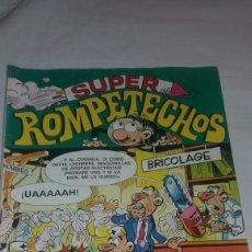 Tebeos: COMIC SUPER ROMPETECHOS AÑO 1983. Lote 98678439