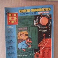 BDs: EL D.D.T.REVISTA HUMORISTICA PARA MAYORES Nº 359 EDITORIAL BRUGUERA. Lote 98845139
