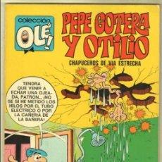 Tebeos: OLE Nº 22 1ª EDICIÓN 1971 DE 40 PTS. PEPE GOTERA Y OTILIO - MAGNÍFICO ESTADO. Lote 98891343