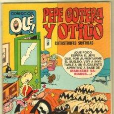 Tebeos: OLE Nº 50 1ª EDICION DE 40 PTS 1972 - COMO NUEVO , PEPE GOTERA Y OTILIO. Lote 98891635