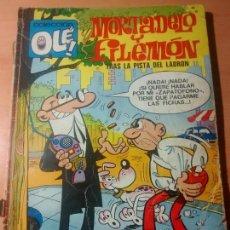 Tebeos: MORTADELO Y FILEMÓN - COMICS OLÉ - NÚMERO 71 AÑO 1973. Lote 99112640