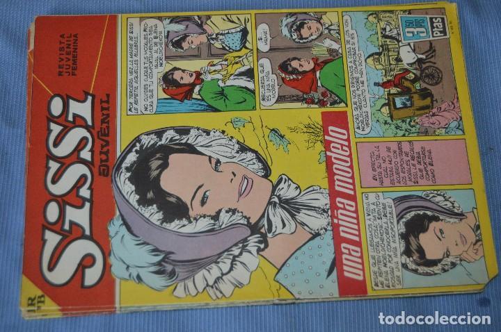 Tebeos: SISSI Juvenil - Lote, 10 revistas, tebeos, comics, AÑOS 60, ¡Mira! - HAZ OFERTA - Foto 6 - 99138519