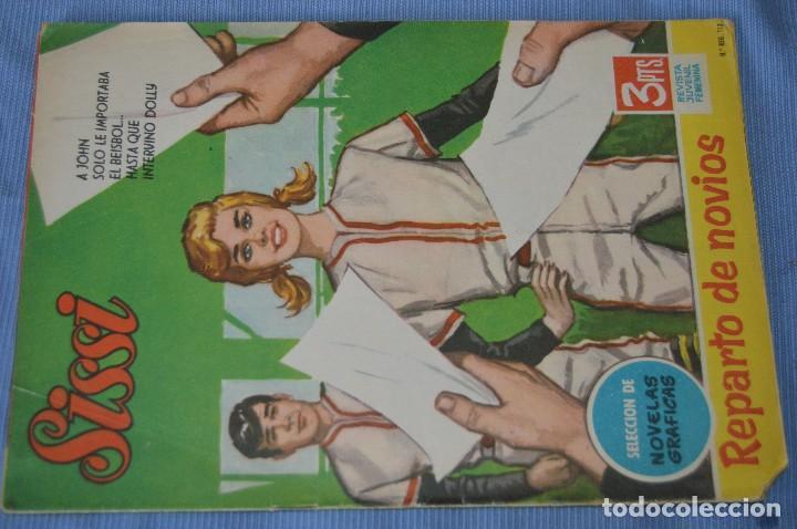 Tebeos: SISSI Juvenil - Lote, 10 revistas, tebeos, comics, AÑOS 60, ¡Mira! - HAZ OFERTA - Foto 8 - 99138519