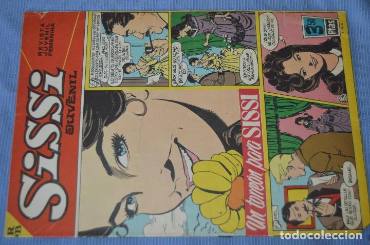 Tebeos: SISSI Juvenil - Lote, 10 revistas, tebeos, comics, AÑOS 60, ¡Mira! - HAZ OFERTA - Foto 11 - 99138519