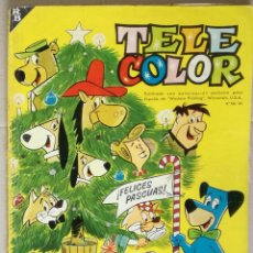 Livros de Banda Desenhada: COMIC TELE COLOR: ALMANAQUE PARA 1964; BRUGUERA. Lote 99191279