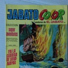 Tebeos: JABATO COLOR PRIMERA EPOCA Nº 132. Lote 99191679