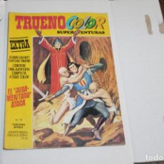 Tebeos: TRUENO COLOR EXTRA Nº 6, COLECCIÓN SUPER AVENTURAS, EDITORIAL BRUGUERA. Lote 99229871