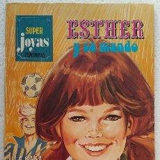 Tebeos: SUPER JOYAS FEMENINAS. ESTHER Y SU MUNDO Nº14. EDITORIAL BRUGUERA 1979. Lote 99285739