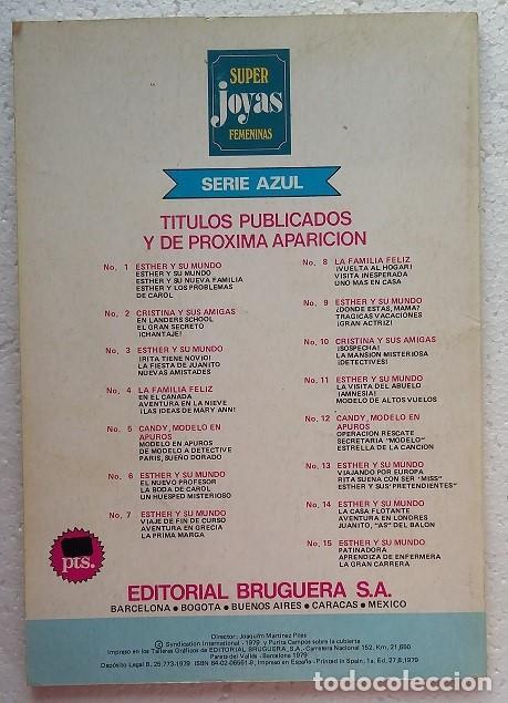 Tebeos: Super Joyas Femeninas. Esther y su Mundo nº14. Editorial Bruguera 1979 - Foto 2 - 99285739
