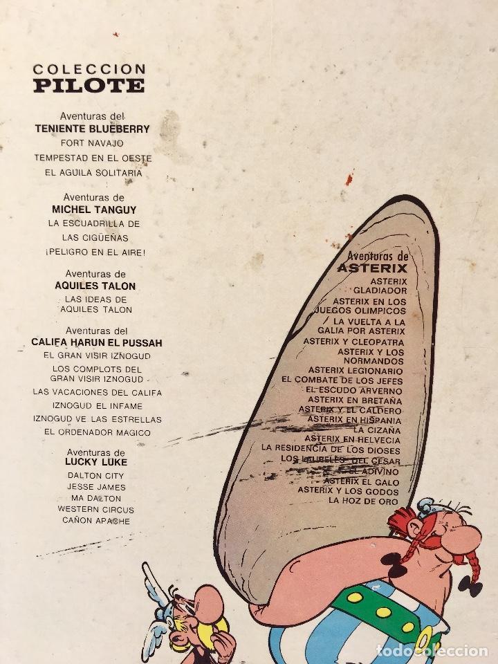 Tebeos: Asterix y los godos 1973 primera edición pilote presenta una aventura de Asterix obelix - Foto 4 - 99290119
