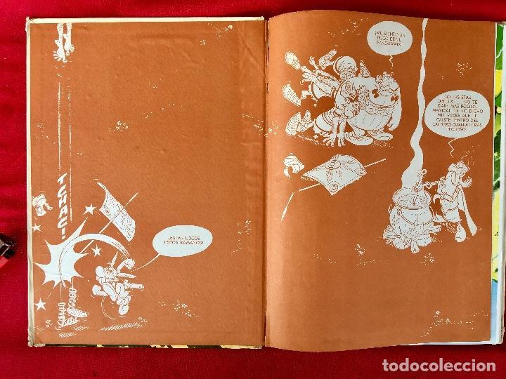 Tebeos: Asterix y los godos 1973 primera edición pilote presenta una aventura de Asterix obelix - Foto 5 - 99290119