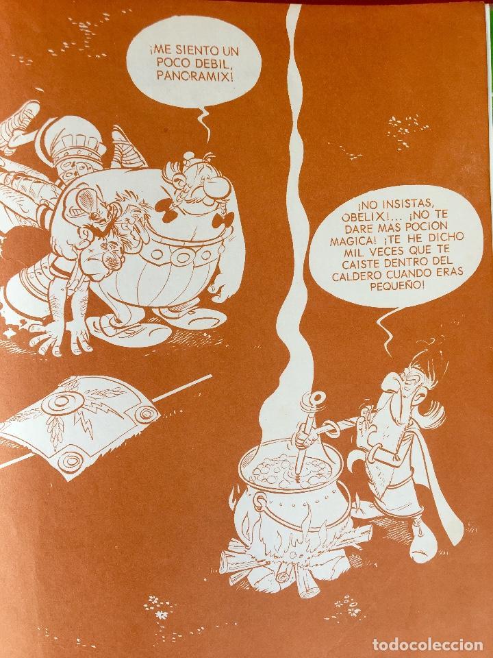 Tebeos: Asterix y los godos 1973 primera edición pilote presenta una aventura de Asterix obelix - Foto 6 - 99290119