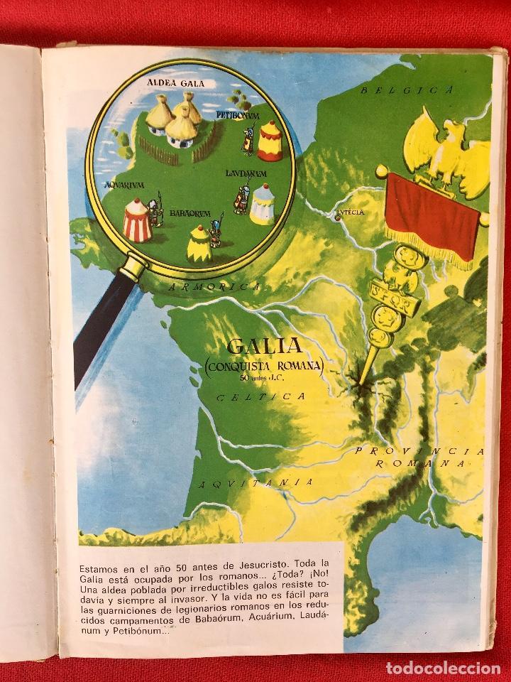 Tebeos: Asterix y los godos 1973 primera edición pilote presenta una aventura de Asterix obelix - Foto 9 - 99290119