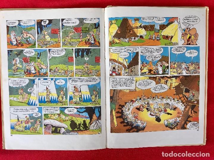 Tebeos: Asterix y los godos 1973 primera edición pilote presenta una aventura de Asterix obelix - Foto 13 - 99290119