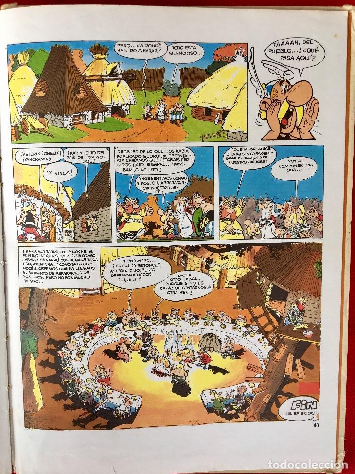 Tebeos: Asterix y los godos 1973 primera edición pilote presenta una aventura de Asterix obelix - Foto 14 - 99290119