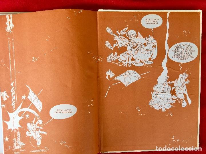 Tebeos: Asterix y los godos 1973 primera edición pilote presenta una aventura de Asterix obelix - Foto 15 - 99290119