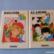 Tebeos: HISTORIETAS DE GULLIVER Y ALADINO. Lote 99321499