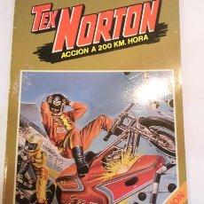 Tebeos: TEX NORTON RETAPADO - NUM 1 AL 6 - ED. BRUGUERA- 1984. Lote 99326772