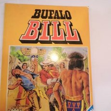 Tebeos: BUFALO BILL RETAPADO - NUM 1 AL 6 - ED. BRUGUERA- 1985. Lote 99326780