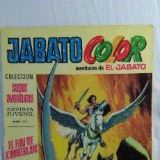 Tebeos: JABATO COLOR PRIMERA EPOCA Nº 16. Lote 99361327