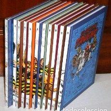 Tebeos: EL CAPITÁN TRUENO 11T DE EDICIONES B / PLANETA DEAGOSTINI EN BARCELONA 2009. Lote 98777030