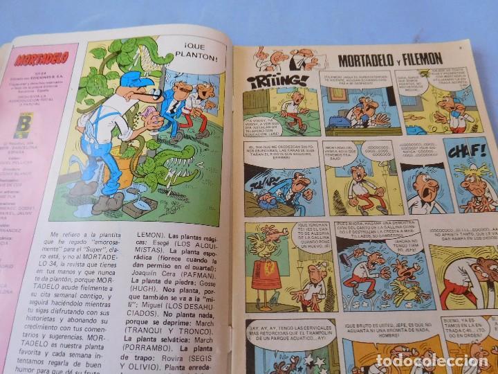 Tebeos: Número suelto de Mortadelo - Foto 3 - 99401527