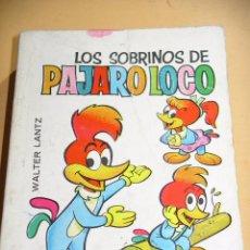 Tebeos: TELE INFANCIA Nº 34, LOS SOBRINOS DE PAJARO LOCO, ED. BRUGUERA, AÑO 1966, TELEINFANCIA, ERCOM. Lote 99405163