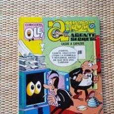 Tebeos: ANACLETO NUMERO 74 - COLECCION OLE - BRUGUERA 1º EDICION 1973. Lote 99422795