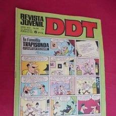 BDs: DDT. Nº 116. EDITORIAL BRUGUERA.. Lote 99461487